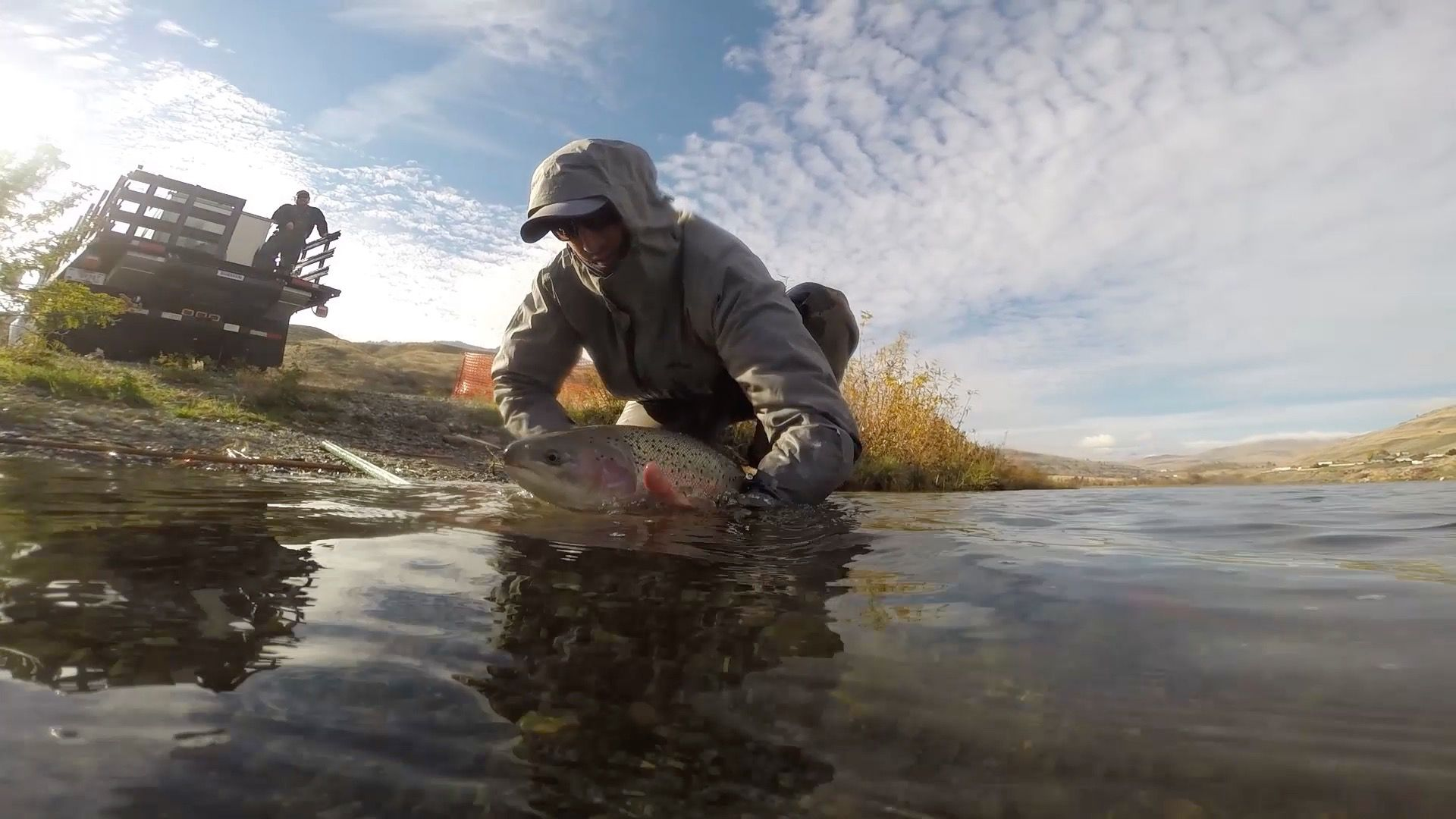 Way of the Columbia: Steelhead Trout, Steelhead Team Fish